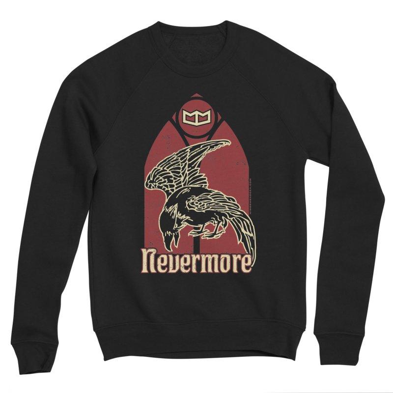 Nevermore Men's Sweatshirt by miggsmendoza's Shop