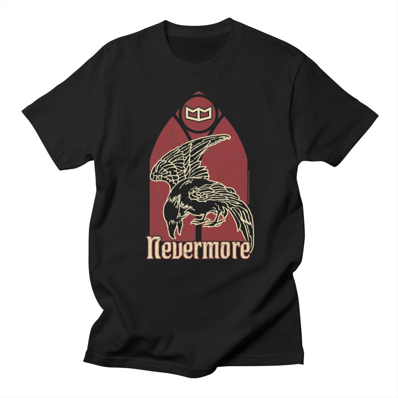 Nevermore Men's T-Shirt by miggsmendoza's Shop