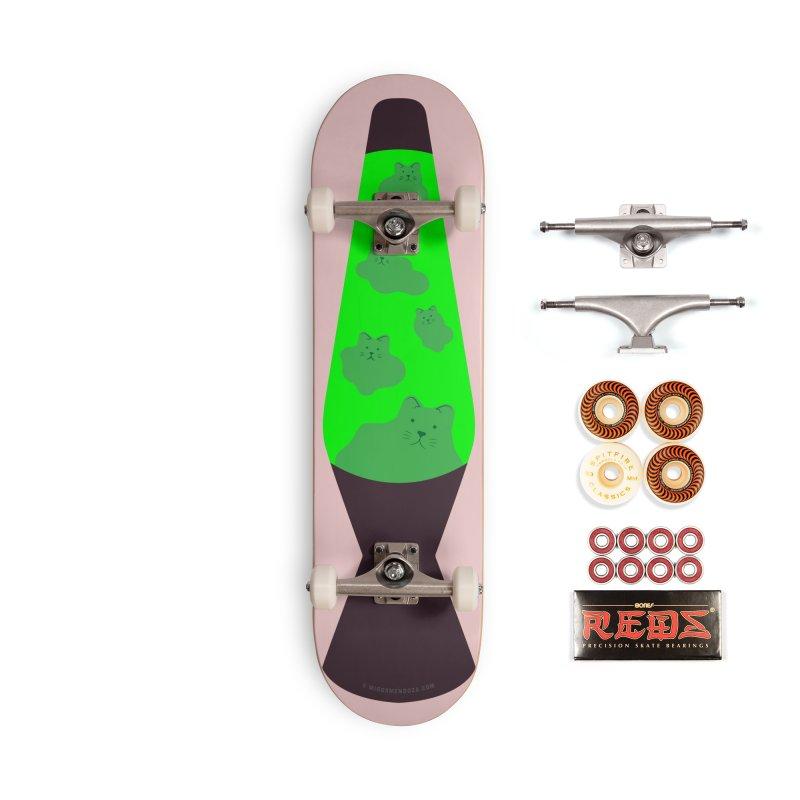 Catva Lamp Accessories Skateboard by miggsmendoza's Shop