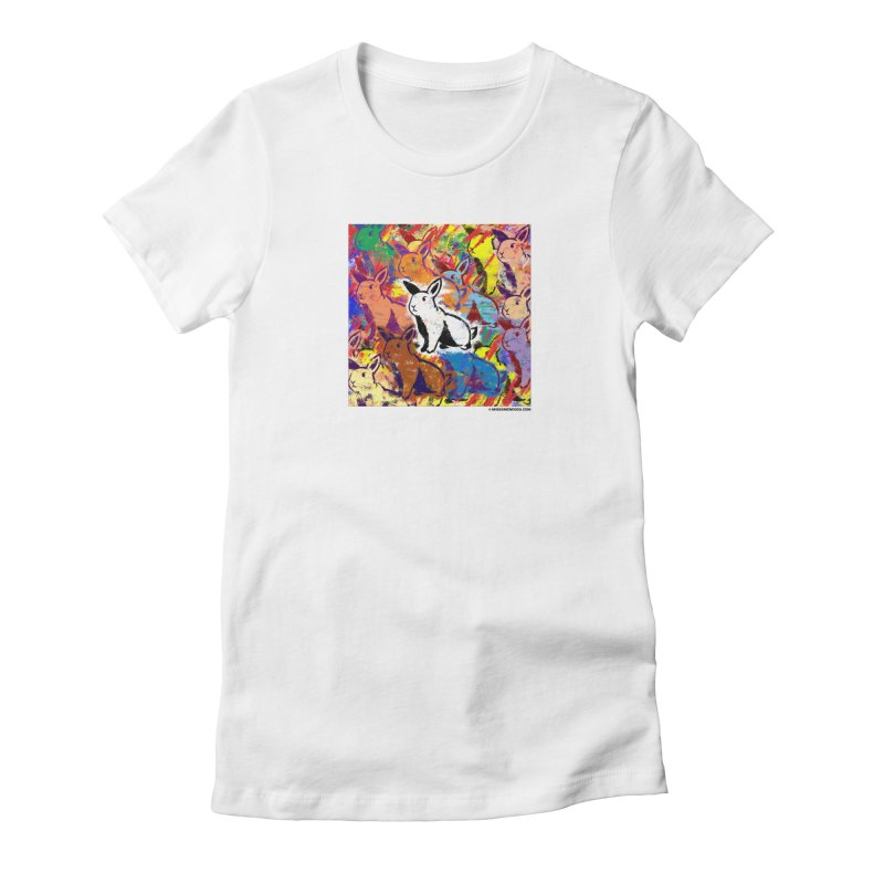 Colours Women's T-Shirt by miggsmendoza's Shop