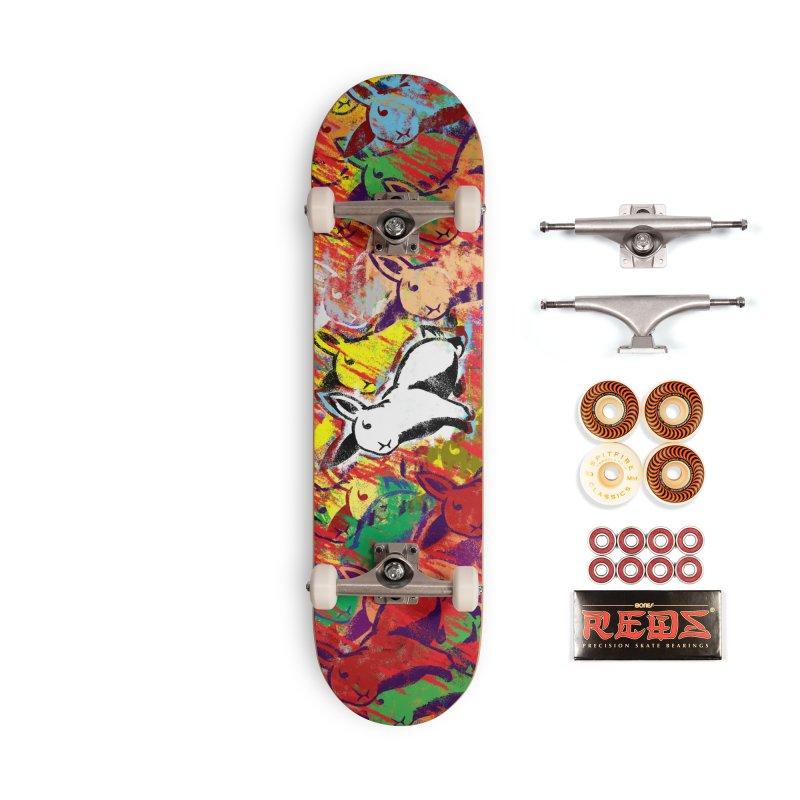 Colours Accessories Skateboard by miggsmendoza's Shop