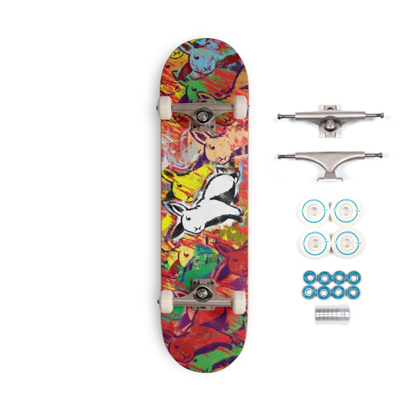 Colours Accessories Skateboard by miggsmendoza's Shop