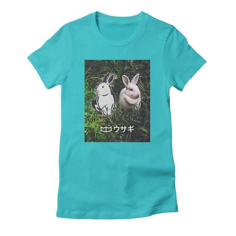 Usagi Women's T-Shirt by miggsmendoza's Shop