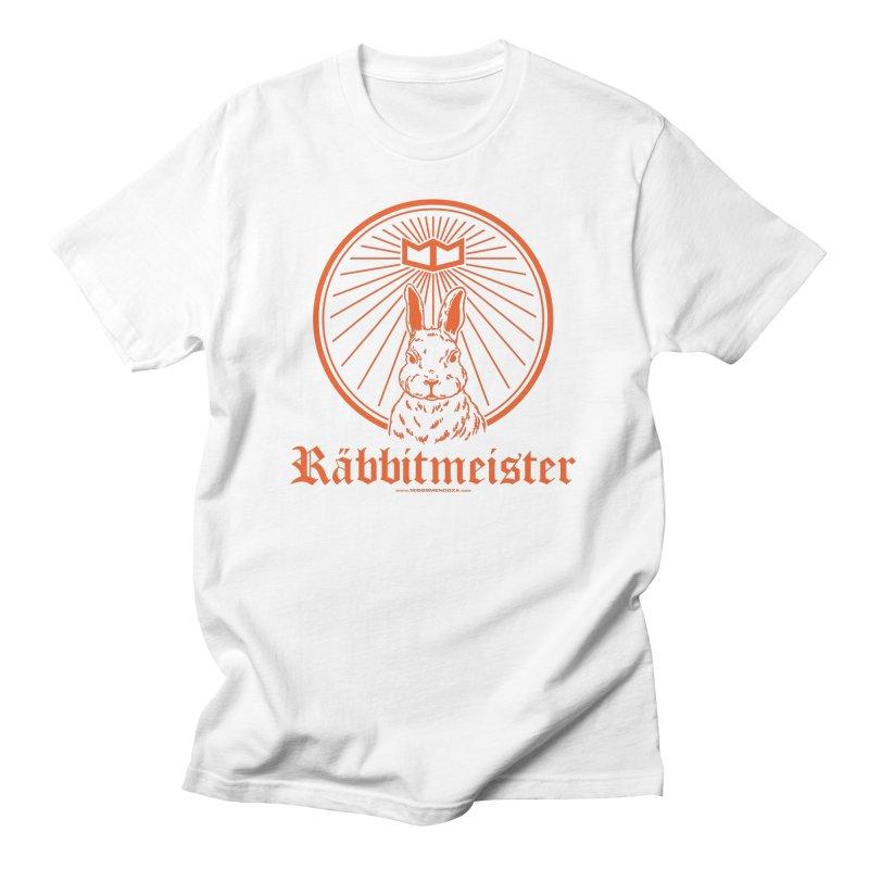 Räbbitmeister Men's T-Shirt by miggsmendoza's Shop