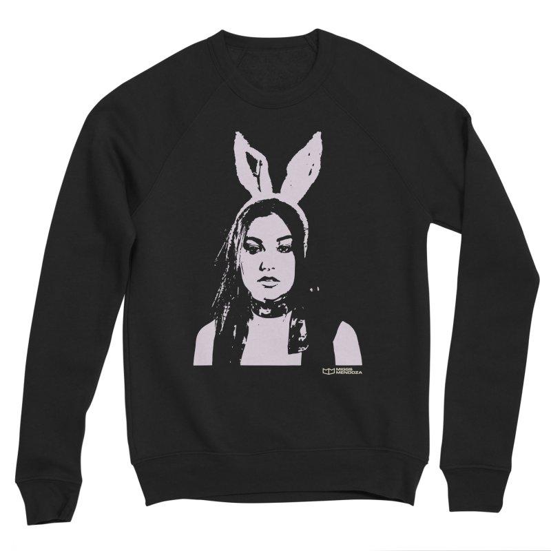 Bunny Ears Men's Sweatshirt by miggsmendoza's Shop