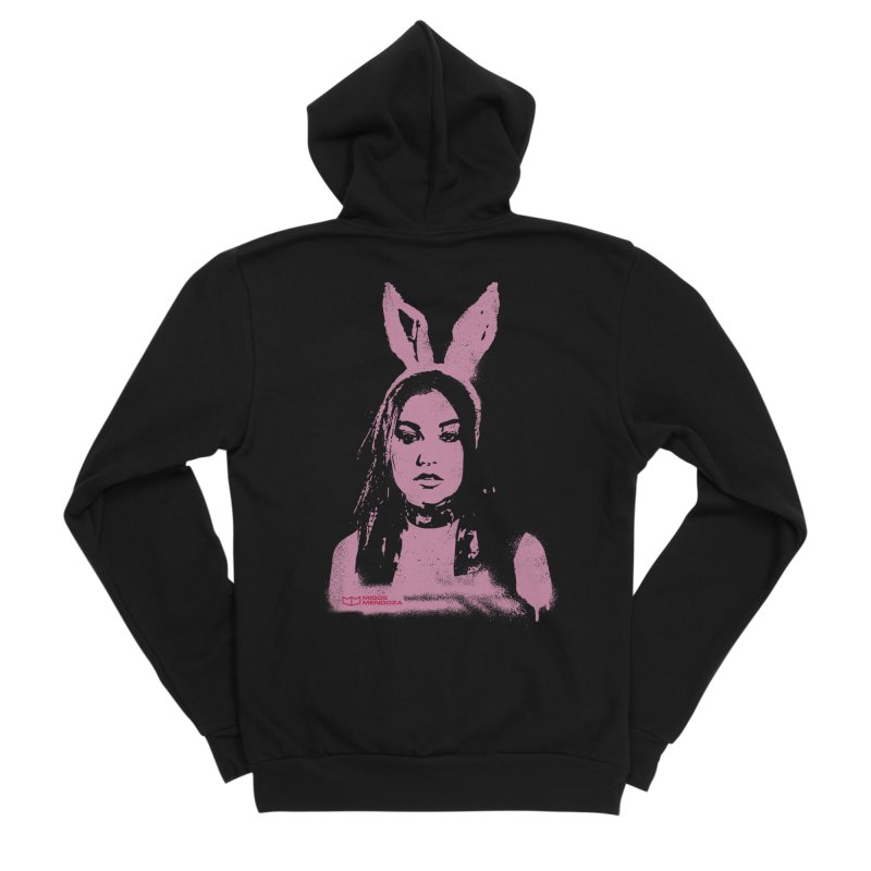 Bunny Ears Women's Zip-Up Hoody by miggsmendoza's Shop