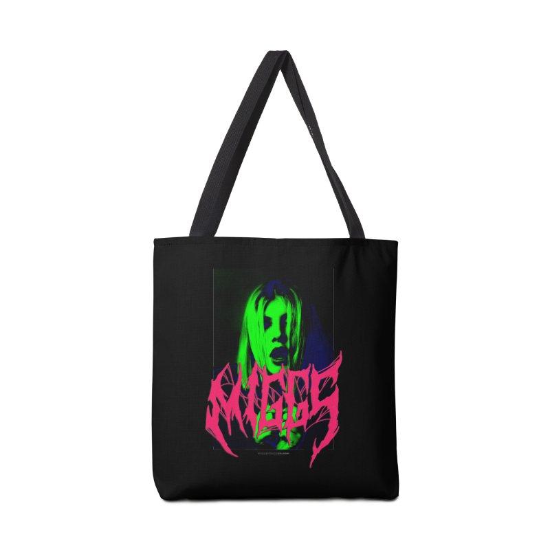 Death Metal 2222222 Accessories Bag by miggsmendoza's Shop