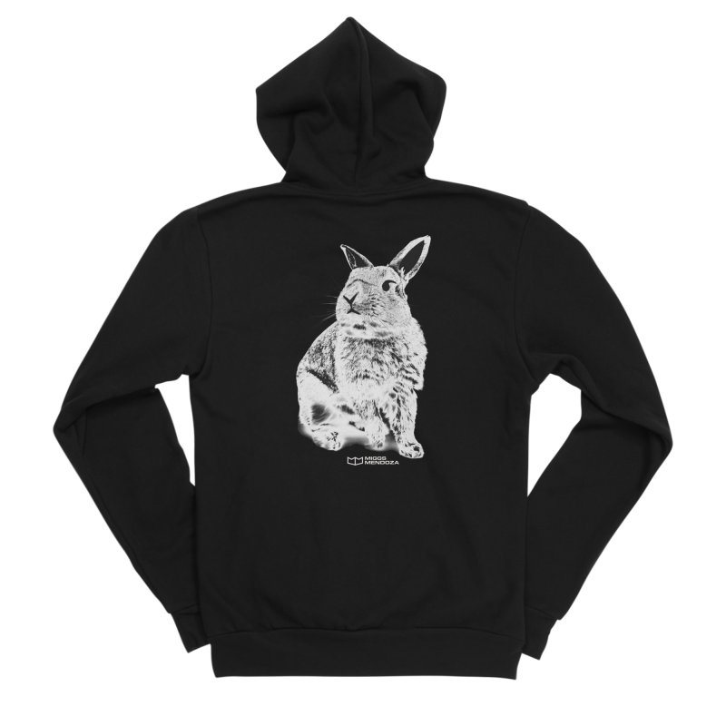 Invert Men's Zip-Up Hoody by miggsmendoza's Shop