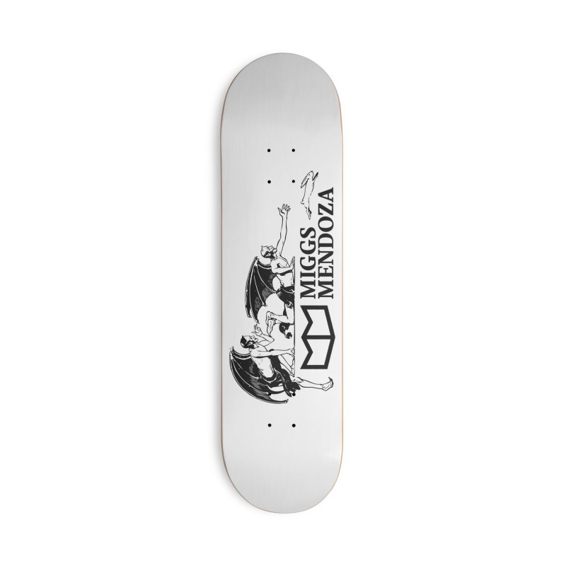 616 Accessories Skateboard by miggsmendoza's Shop