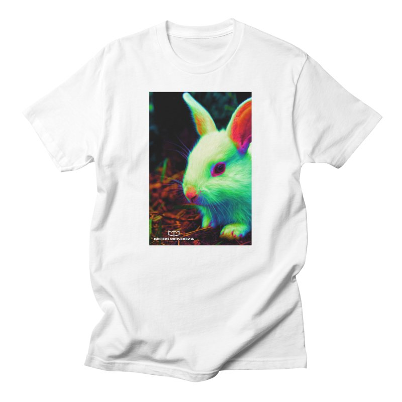 Trippy Bunny Women's T-Shirt by miggsmendoza's Shop