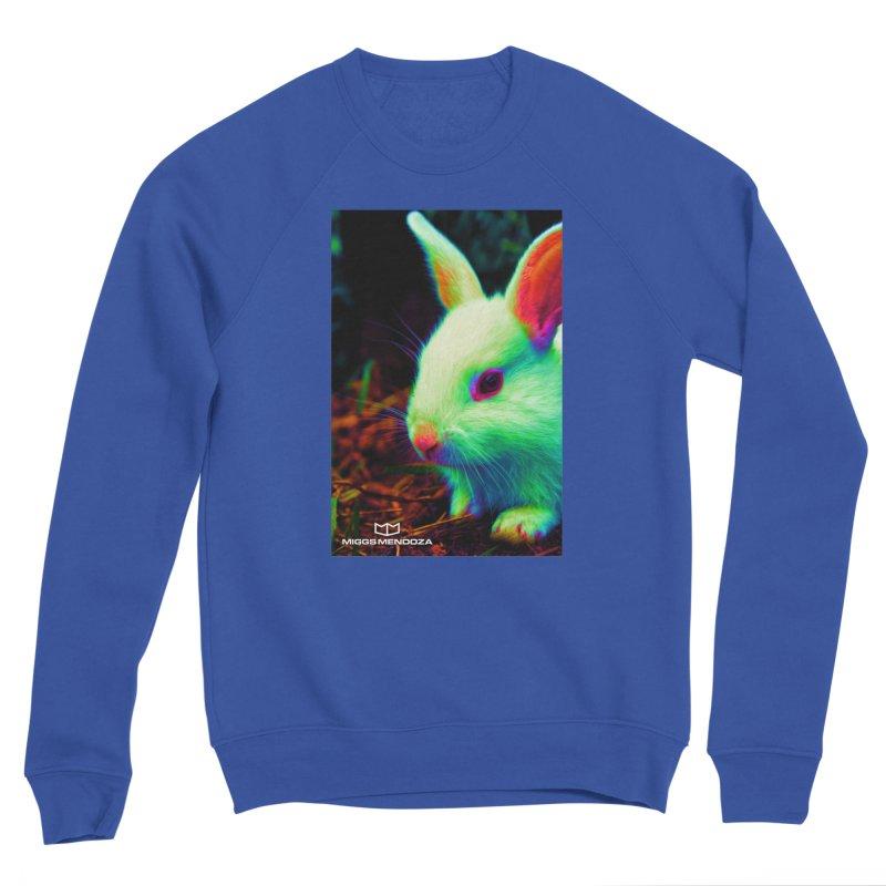 Trippy Bunny Men's Sweatshirt by miggsmendoza's Shop