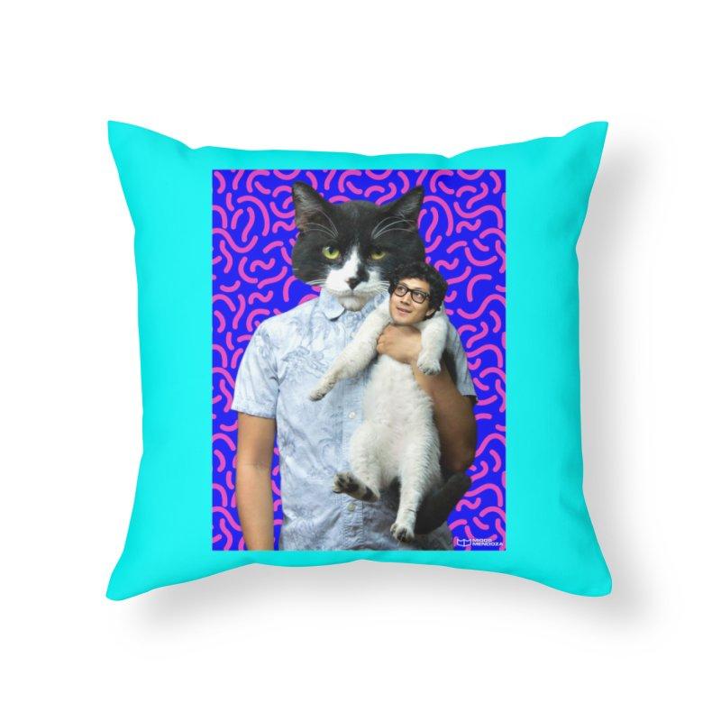 MiLKSHAKE Home Throw Pillow by miggsmendoza's Shop