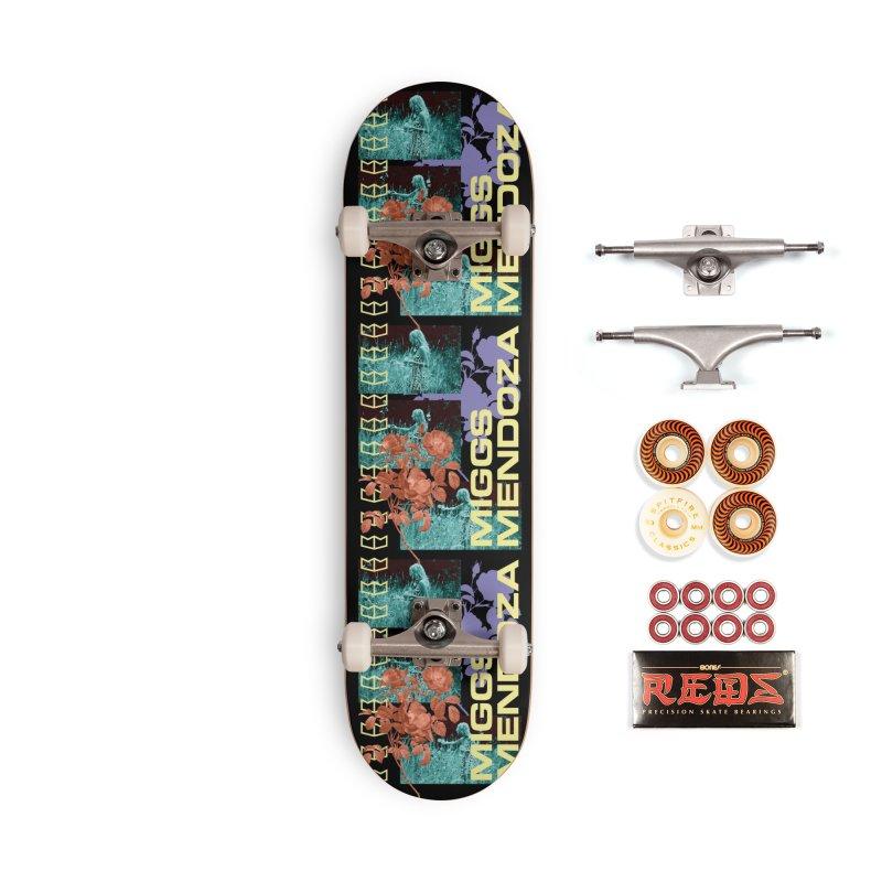 Flower Girl Accessories Skateboard by miggsmendoza's Shop