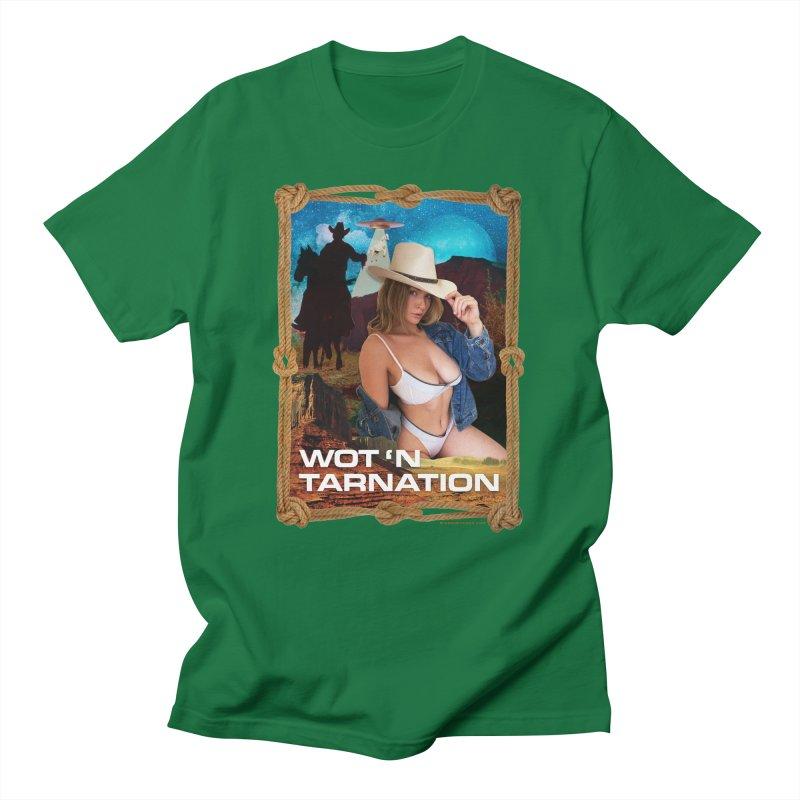 Wot N' Tarnation Men's T-Shirt by miggsmendoza's Shop