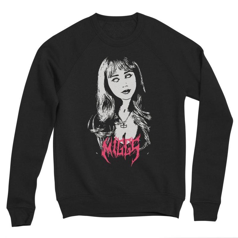 D3ATH M3TAL Men's Sweatshirt by miggsmendoza's Shop
