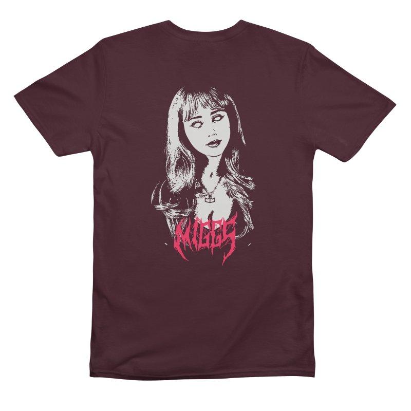 D3ATH M3TAL Women's T-Shirt by miggsmendoza's Shop