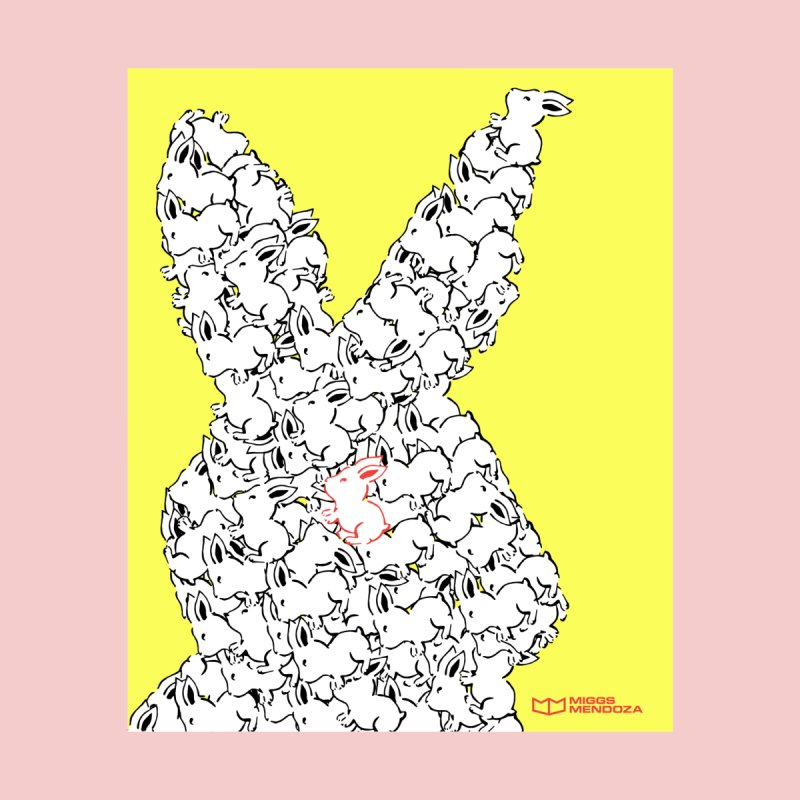 King Rabbit Women's T-Shirt by miggsmendoza's Shop