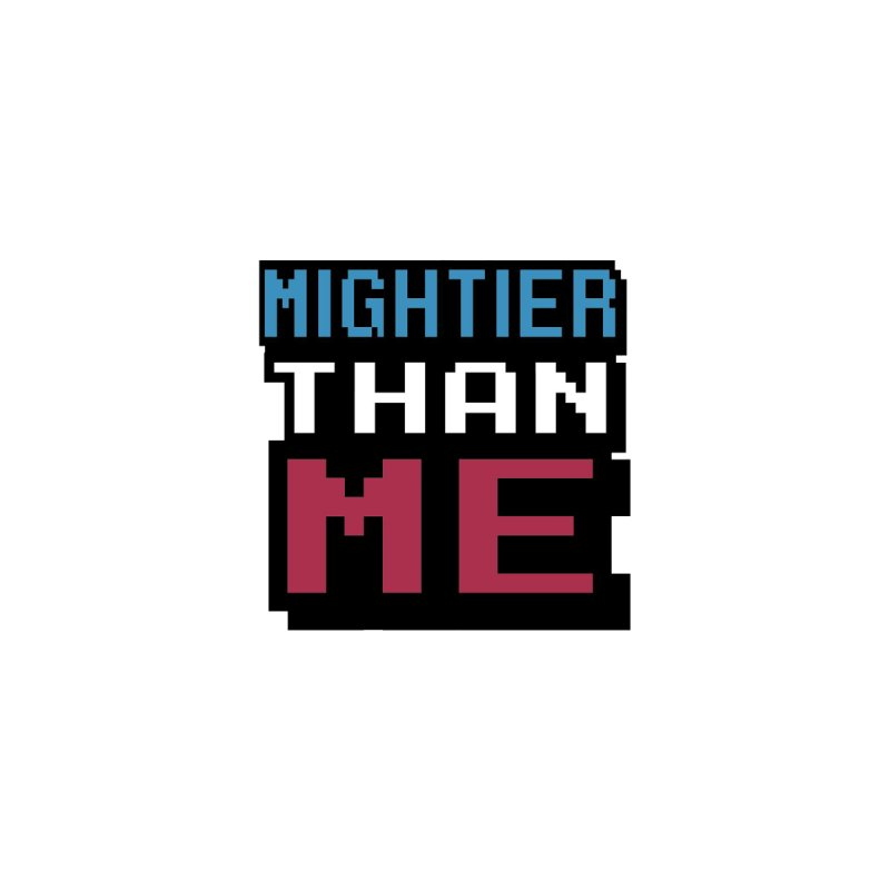 MTM Retro by Mightier Than Me Apparel