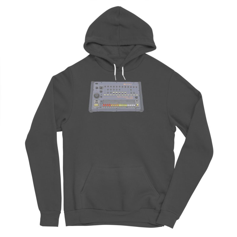 All About That 808 Men's Sponge Fleece Pullover Hoody by