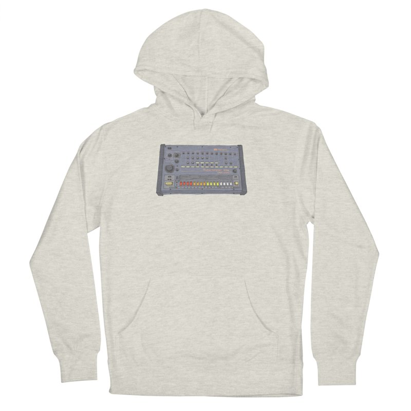 All About That 808 Women's French Terry Pullover Hoody by