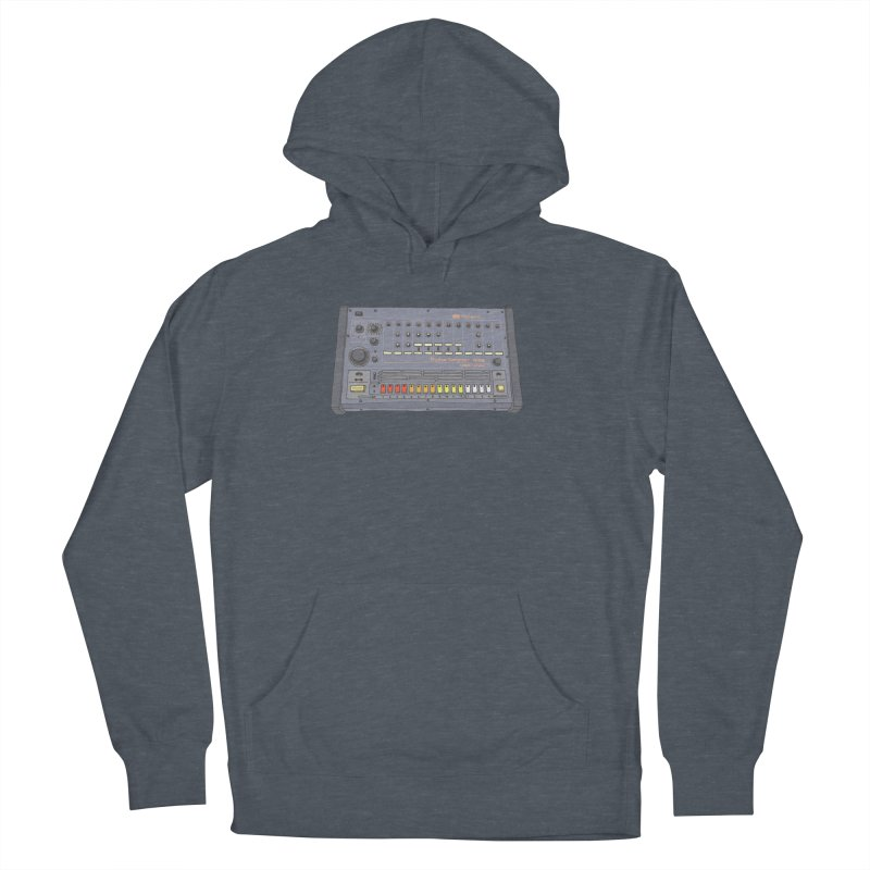 All About That 808 Men's French Terry Pullover Hoody by