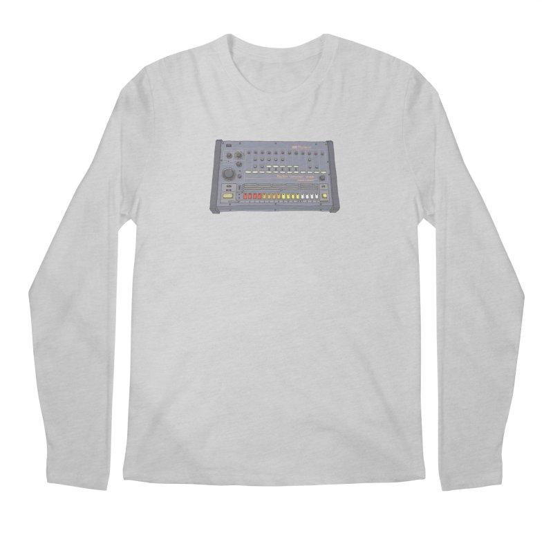 All About That 808 Men's Regular Longsleeve T-Shirt by