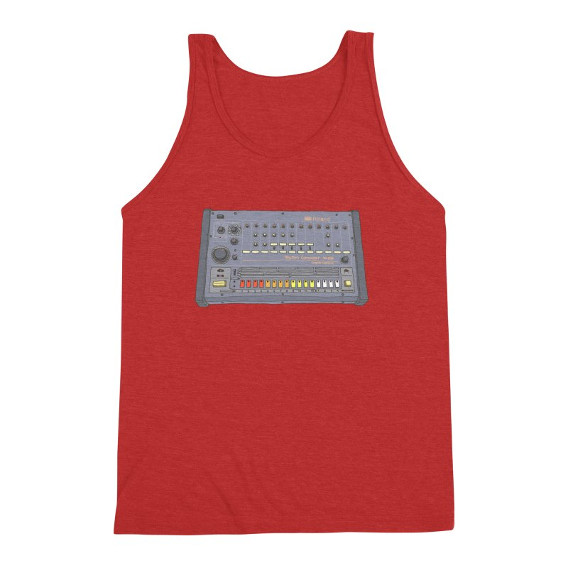 All About That 808 Men's Triblend Tank by