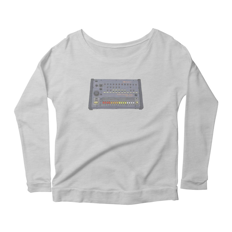 All About That 808 Women's Scoop Neck Longsleeve T-Shirt by
