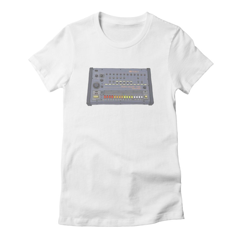 All About That 808 Women's T-Shirt by MightyMoss