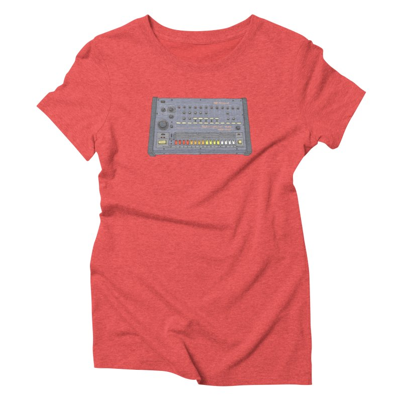 All About That 808 Women's Triblend T-Shirt by