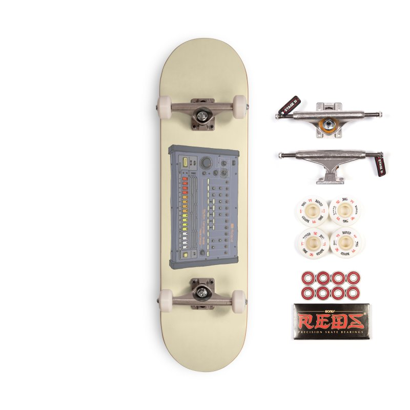 All About That 808 Accessories Skateboard by MightyMoss