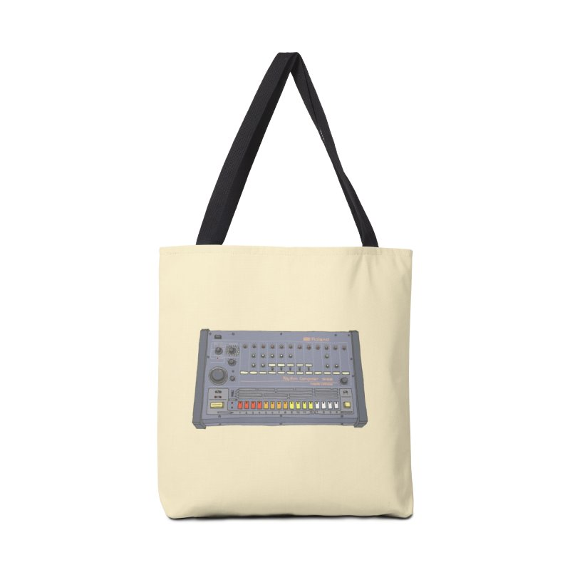 All About That 808 Accessories Tote Bag Bag by