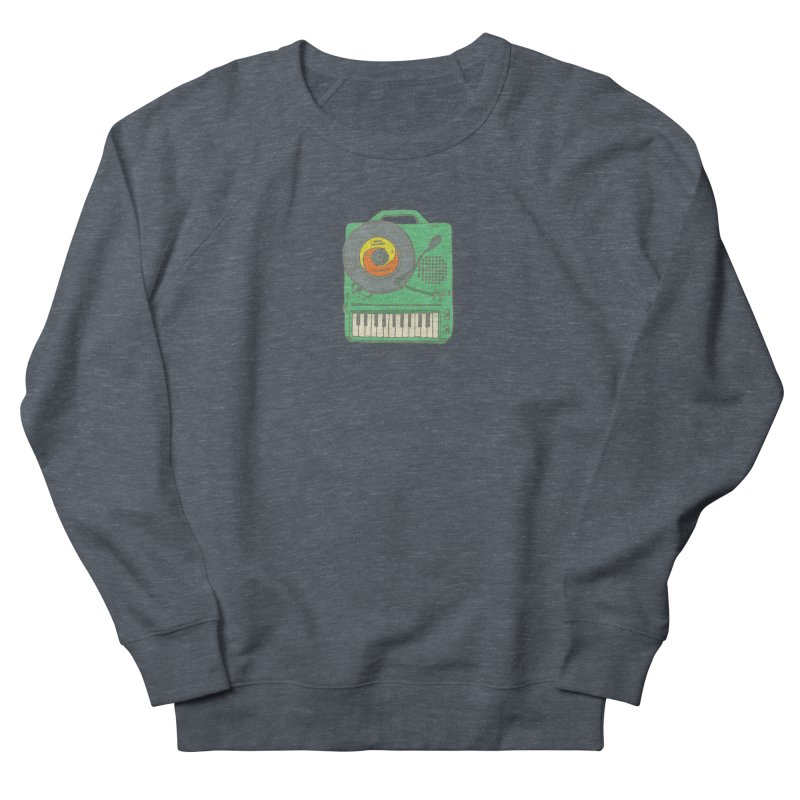 Portable Record Player 17 Women's Sweatshirt by