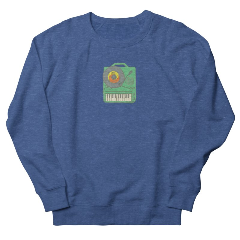 Portable Record Player 17 Men's Sweatshirt by