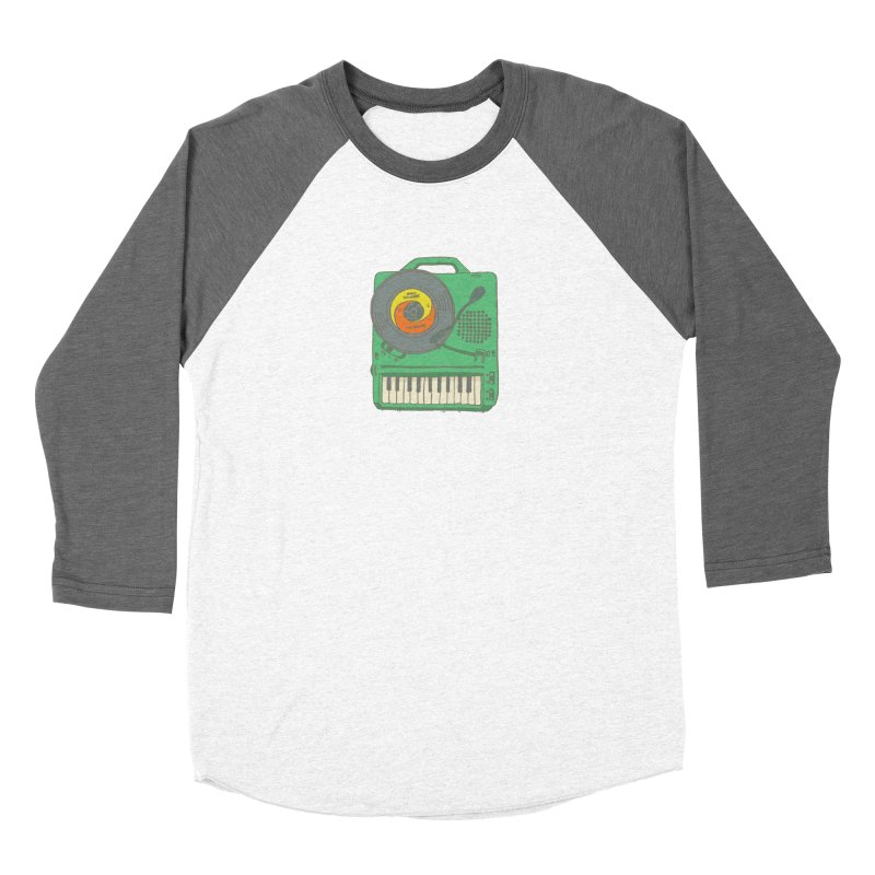 Portable Record Player 17 Women's Longsleeve T-Shirt by