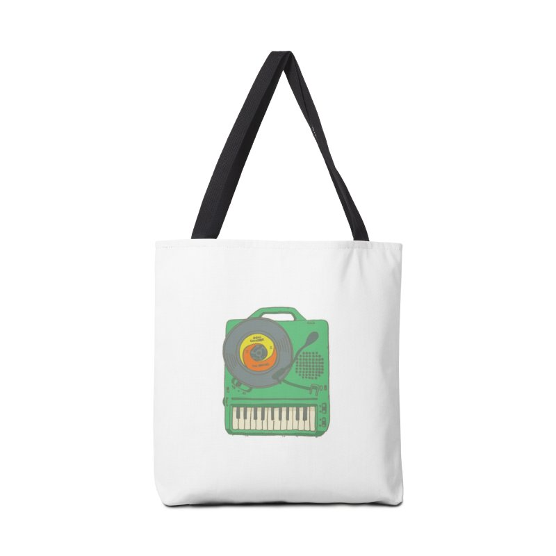 Portable Record Player 17 Accessories Bag by