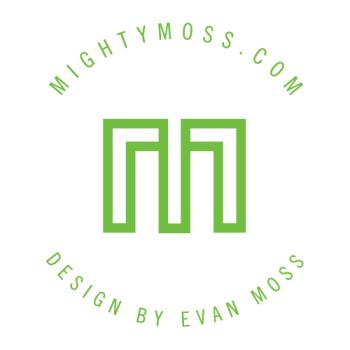 MightyMoss Logo