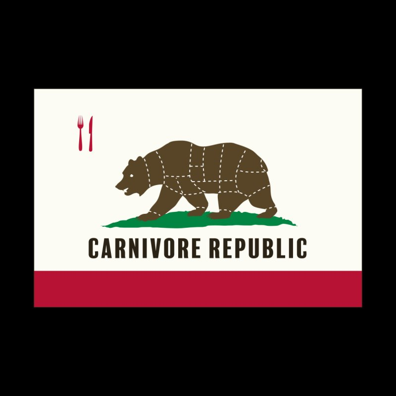 Carnivore Republic by Mightywombat's Artist Shop