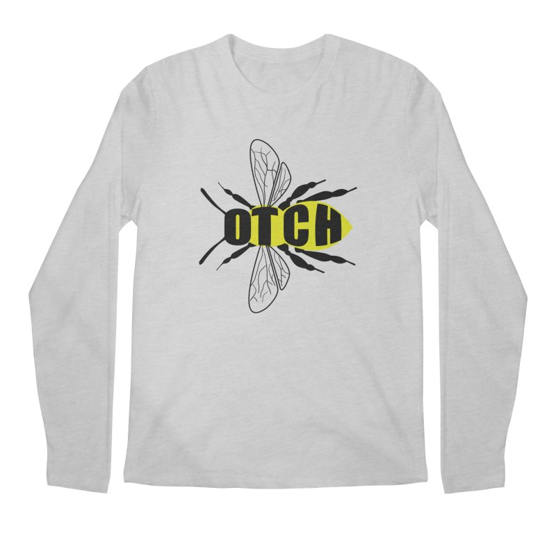 Beeotch Men's Longsleeve T-Shirt by mightywombat's Artist Shop