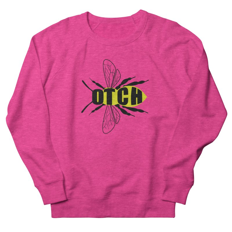 Beeotch Men's Sweatshirt by mightywombat's Artist Shop