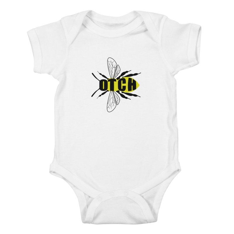 Beeotch Kids Baby Bodysuit by Mightywombat's Artist Shop