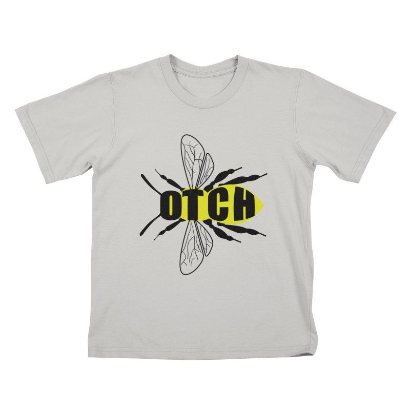 Beeotch Kids T-Shirt by Mightywombat's Artist Shop