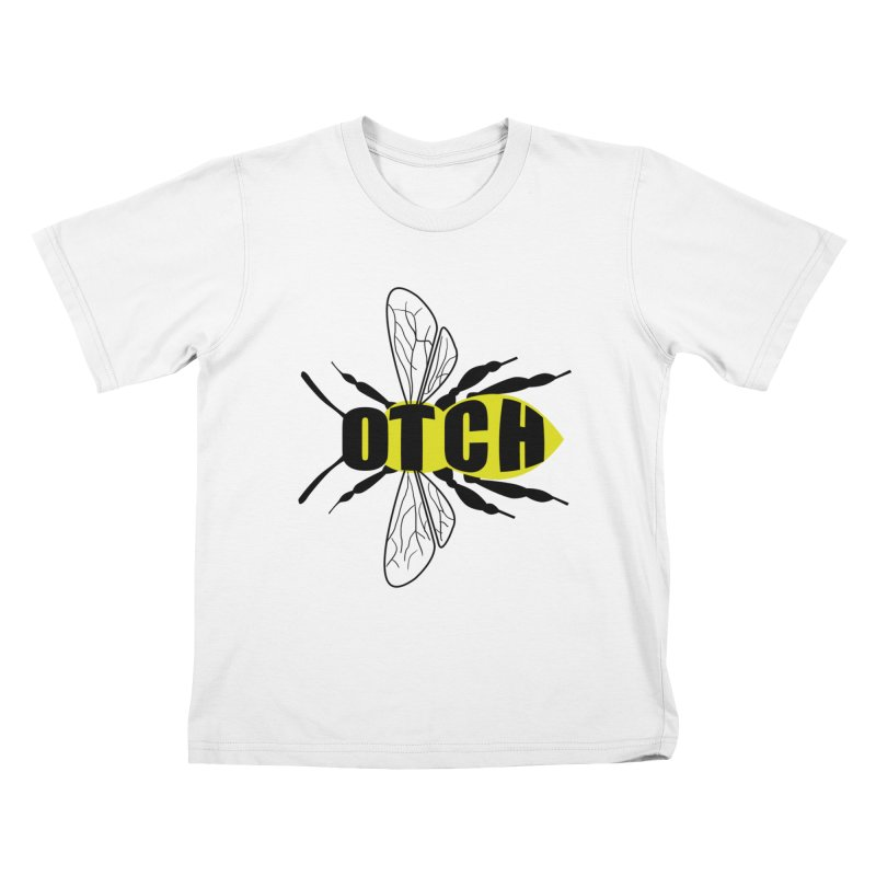 Beeotch Kids T-Shirt by Mightywombat's Artist Shop