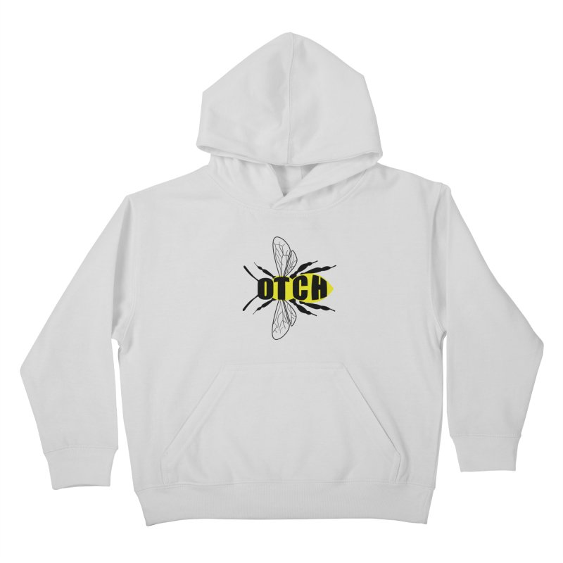 Beeotch Kids Pullover Hoody by mightywombat's Artist Shop