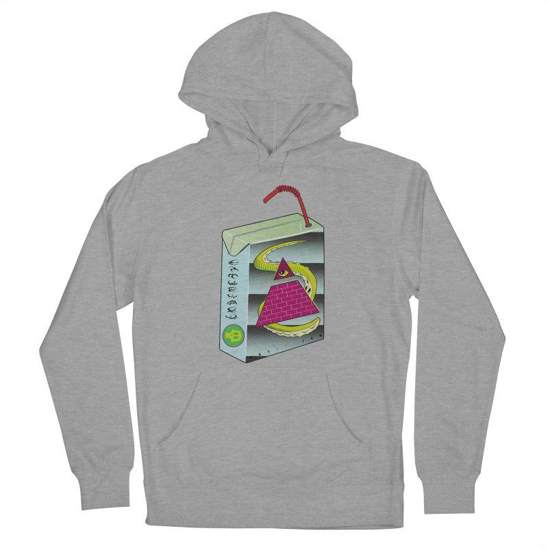 Illuminati Juice Box Women's Pullover Hoody by Mightywombat's Artist Shop