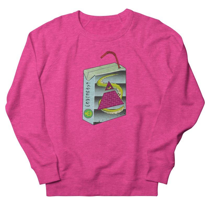 Illuminati Juice Box Men's Sweatshirt by Mightywombat's Artist Shop