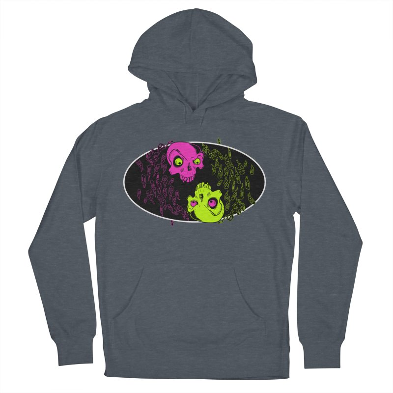 Two skulls (ok, it's a lot of skulls, but 2 big ones)   by mightywombat's Artist Shop