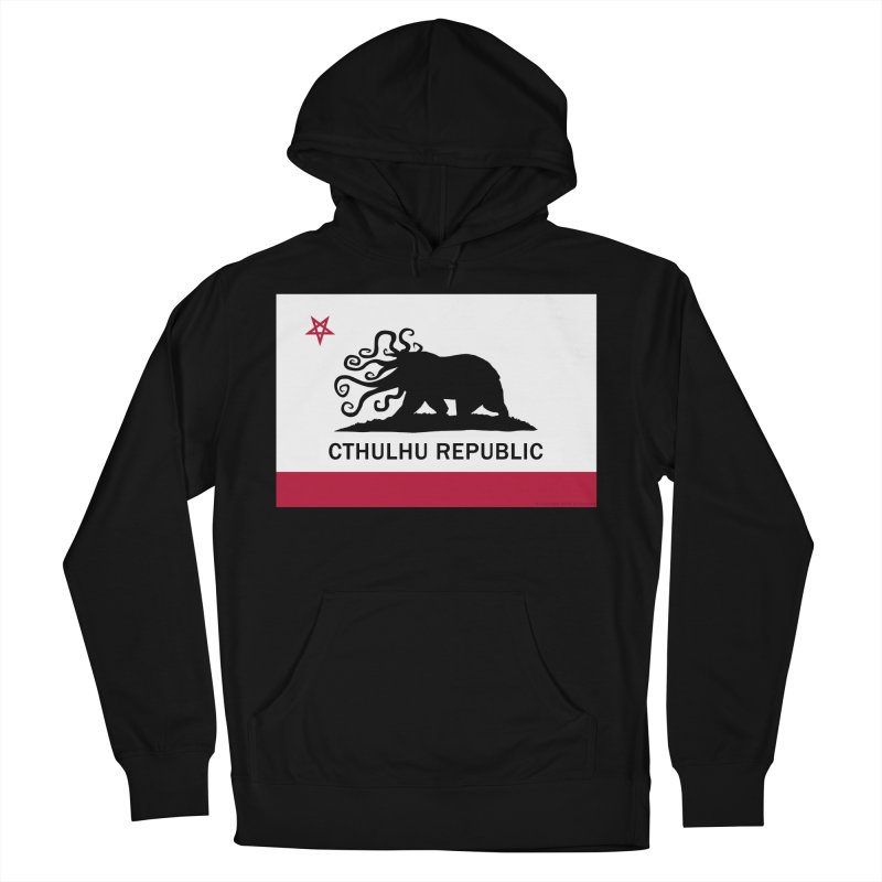 Cthulhu Republic Men's Pullover Hoody by Mightywombat's Artist Shop