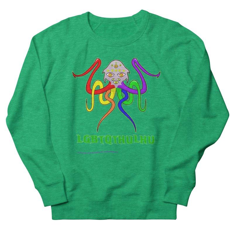 LGBTQTHULHU Women's Sweatshirt by mightywombat's Artist Shop