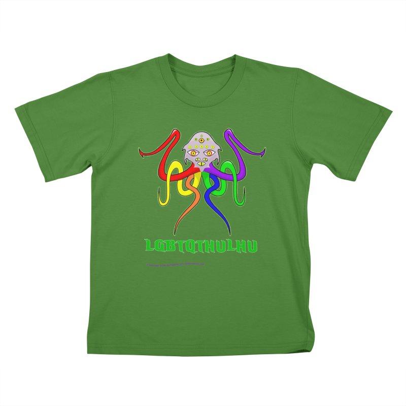 LGBTQTHULHU   by mightywombat's Artist Shop